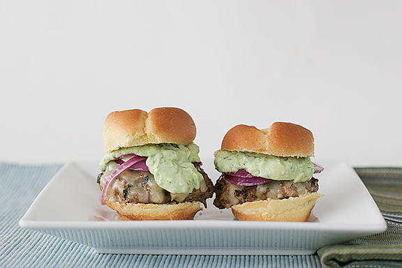 Pasilla Pepper Sliders | www.tasteandtellblog.com