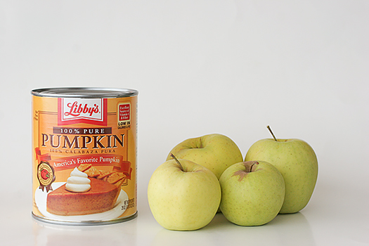 Pumpkin vs Apple | www.tasteandtellblog.com