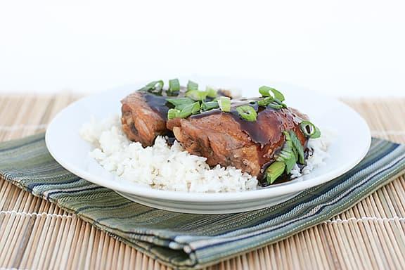 Cookbook of the Month Recipe – Shoyu Chicken