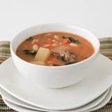 Asturian Beef Stew | www.tasteandtellblog.com