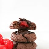 Chocolate Covered Cherry Delights | www.tasteandtellblog.com