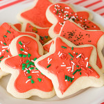My Favorite Sugar Cookies | www.tasteandtellblog.com