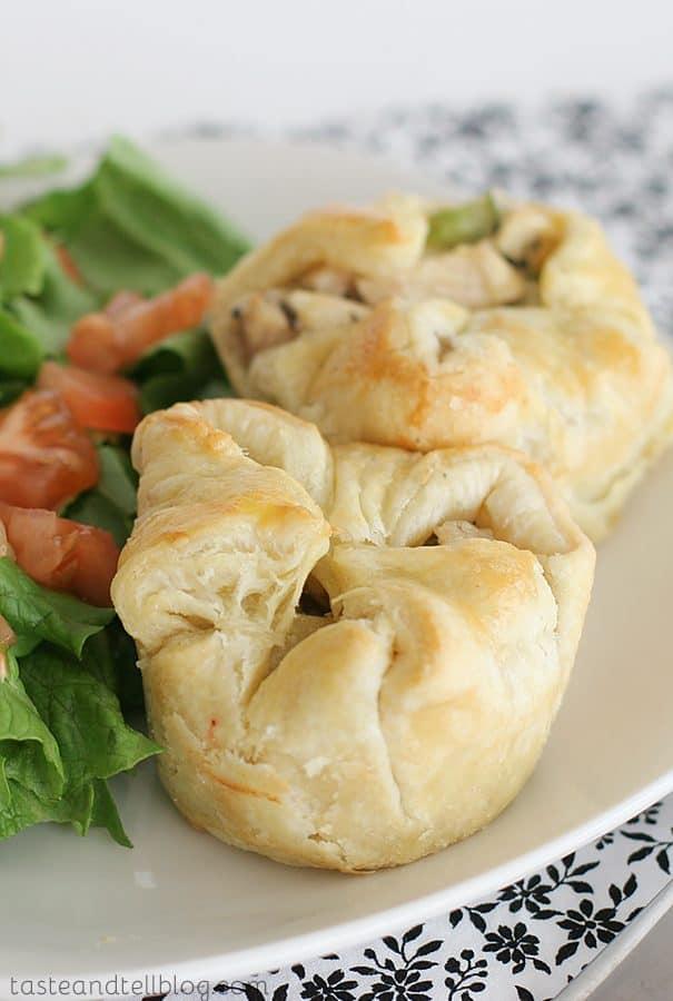 Muffin Tin Pot Pies {Saturdays with Rachael Ray}