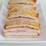 Crescent Cristo Sandwich Loaf | www.tasteandtellblog.com