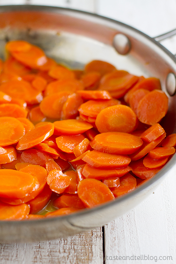 Glazed Carrot Recipe