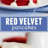 How To Make Red Velvet Pancakes