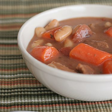 Tuscan Beef Stew   www.tasteandtellblog.com