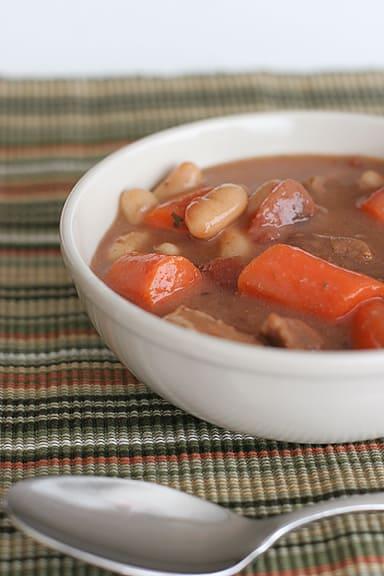 Tuscan Beef Stew | www.tasteandtellblog.com