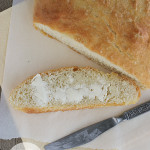 French Peasant Bread | www.tasteandtellblog.com