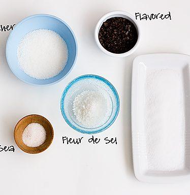 FYI - Salt | www.tasteandtellblog.com