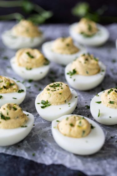 Asian Deviled Eggs Recipe