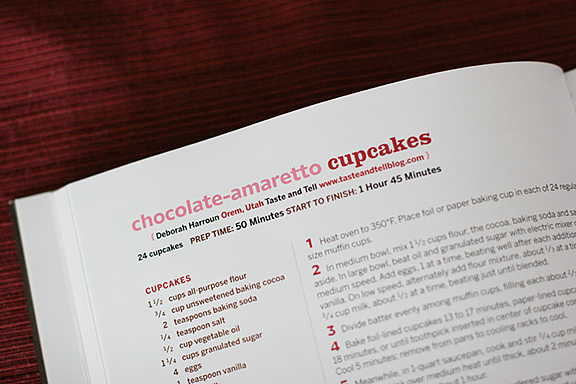 Betty Crocker Big Book of Cupcakes | www.tasteandtellblog.com