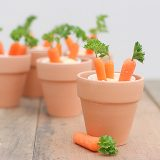 Carrot Patches | www.tasteandtellblog.com