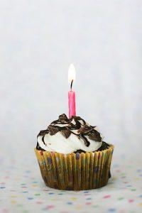 Chocolate Amaretto Cupcakes | www.tasteandtellblog.com
