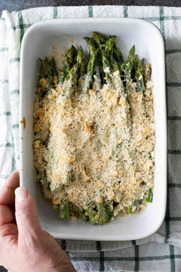 Easy Baked Asparagus