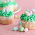 Easter Cupcakes | www.tasteandtellblog.com