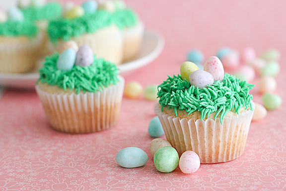 Easter Cupcakes Taste And Tell