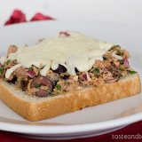 French Style Tuna Melts on www.tasteandtellblog.com