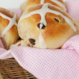 Hot Cross Buns on www.tasteandtellblog.com