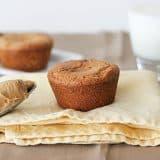 Peanut Butter Muffins | www.tasteandtellblog.com