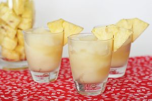 Pineapple Chiller | www.tasteandtellblog.com