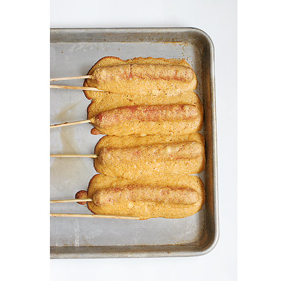 How To Make Oven Corn Dogs