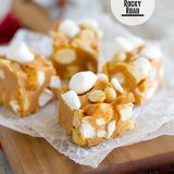 Blonde Rocky Road from www.tasteandtellblog.com