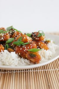 General Tso's Chicken | www.tasteandtellblog.com
