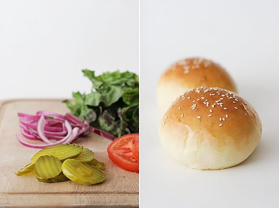 Hamburger Buns | www.tasteandtellblog.com