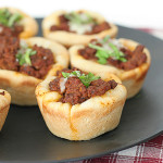 Pizza Cups | www.tasteandtellblog.com