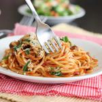 Sweet Home Spaghetti | www.tasteandtellblog.com