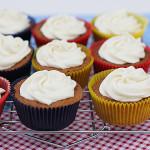 Vanilla caramel Cupcakes | www.tasteandtellblog.com