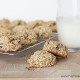 Chocolate Chip Banana Cookies   www.tasteandtellblog.com