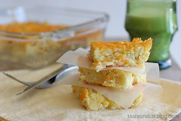 Recipe for Corn Casserole