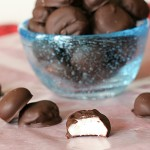 Make your own Junior Mints at home - they are super easy and better than the store bought ones!