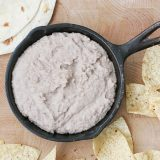 A simple refried beans recipe that will make you ditch the can!