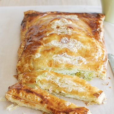 Alsatian Potato Pie