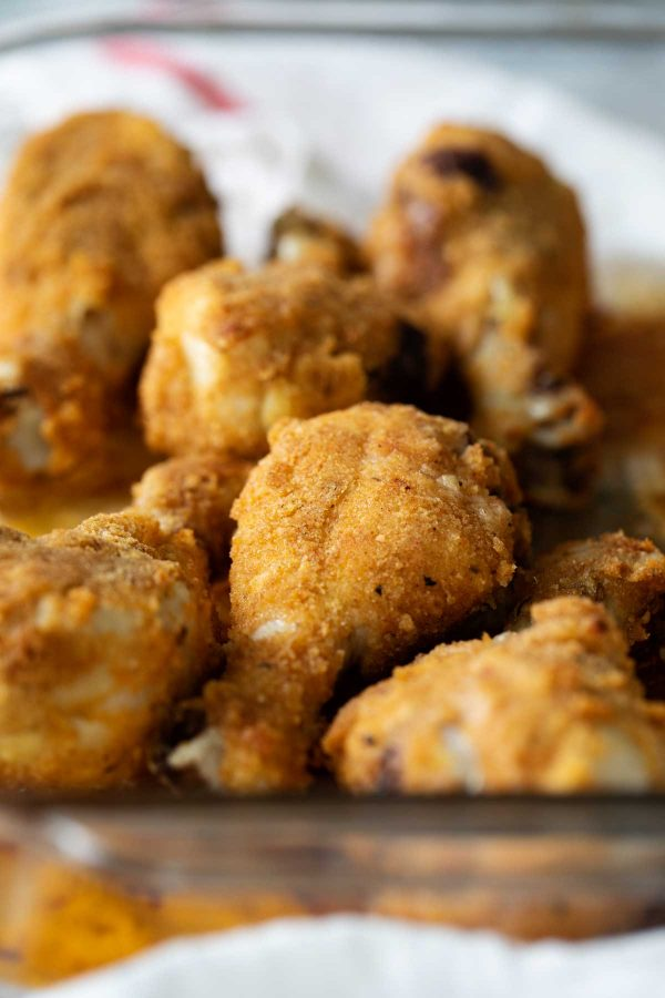 Chicken Drumsticks Recipe Baked in the Oven