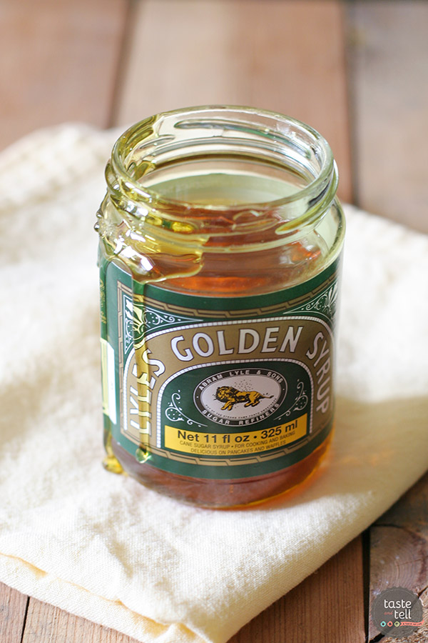Golden Syrup for Sponge Toffee