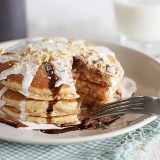 S'mores Pancakes   Taste and Tell