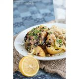 Honey Lemon Chicken with Potatoes | www.tasteandtellblog.com