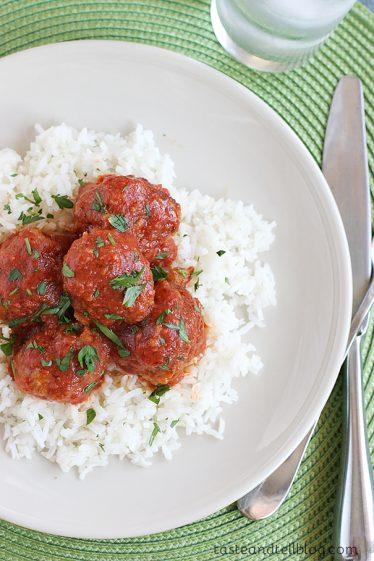Tamale Balls | www.tasteandtellblog.com