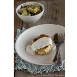Breaded Pork Chops with Sage Cream Gravy | www.tasteandtellblog.com