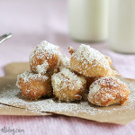 French Beignets {and October Cookbook of the Month Review}