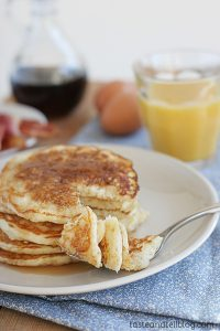 Pancake Mix   Taste and Tell