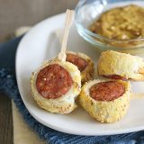 Pigs in a Blanket Bites from www.tasteandtellblog.com