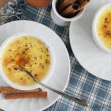 Snickerdoodle Creme Brulee | www.tasteandtellblog.com