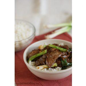 Mongolian Beef | www.tasteandtellblog.com
