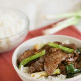 Mongolian Beef on Taste and Tell