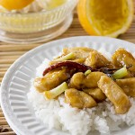 Cookbook of the Month Recipe – Orange Chicken